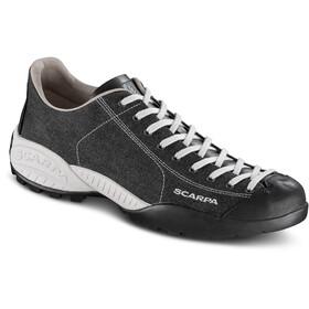 Scarpa Mojito Canvas Schoenen Heren, black
